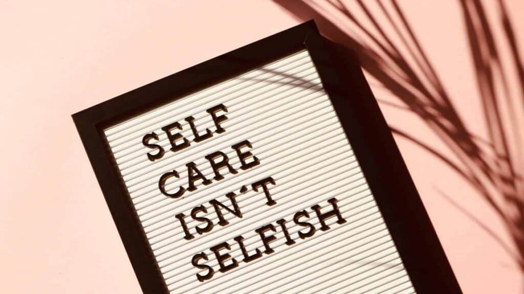 Why is mental health important - self care